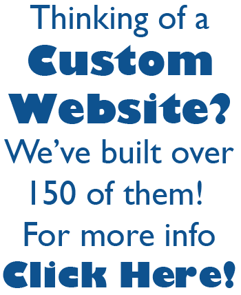 Custom Websites Sidebar